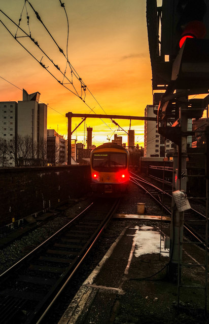 The 17:05 Manchester to Middlesbrough