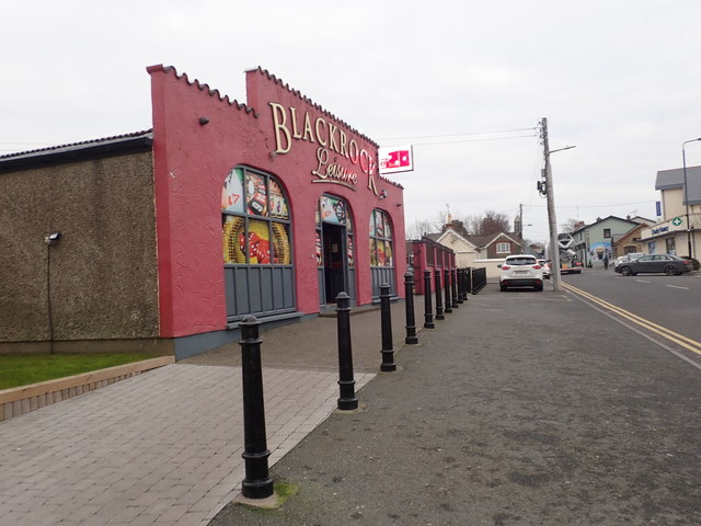 Blackrock Leisure Amusements Arcade