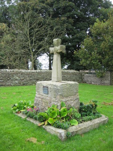 Village Cross, Esh