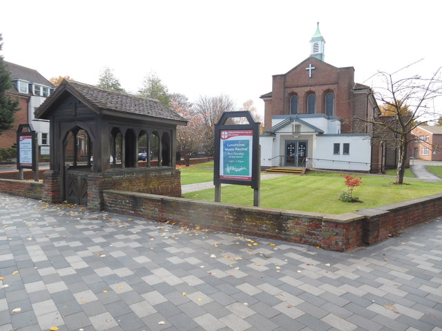 221c0d6f9ac Solihull Methodist Church (2) © David Hillas    Geograph Britain and ...