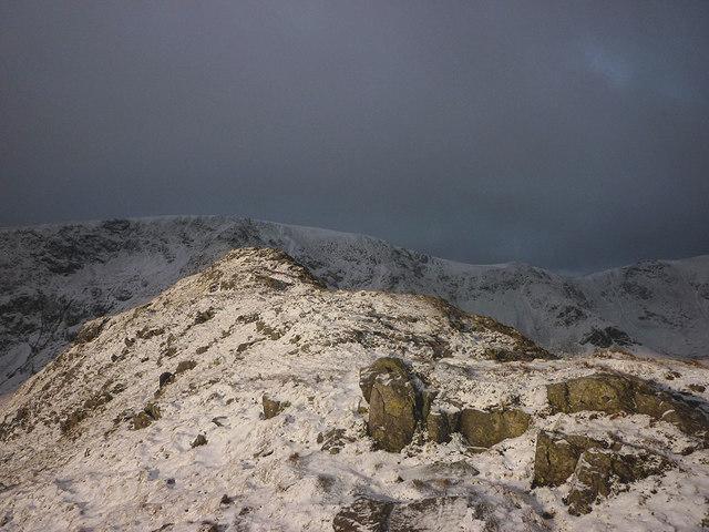On Rough Crag