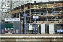 TQ1985 : Wembley Stadium Station by N Chadwick