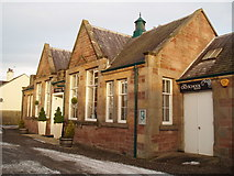 NH5246 : Former primary school in Beauly by Douglas Nelson