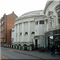 SK5804 : Hansom Hall, Belvoir Street by Alan Murray-Rust
