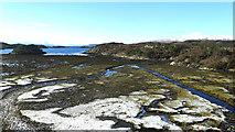 NG7932 : Bàgh an t-Strathaidh at low tide by Julian Paren