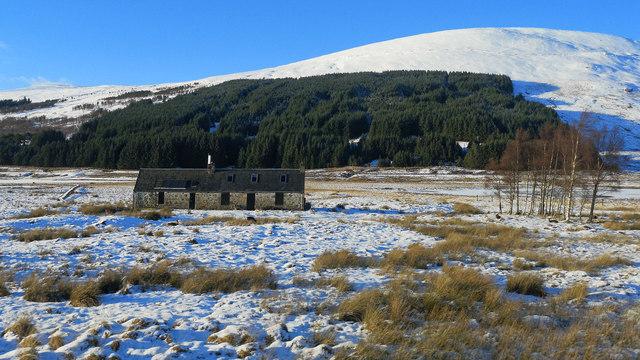 Invercroft, Jacobites Mountaineering Club hut