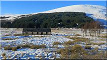 NH1455 : Invercroft, Jacobites Mountaineering Club hut by Julian Paren