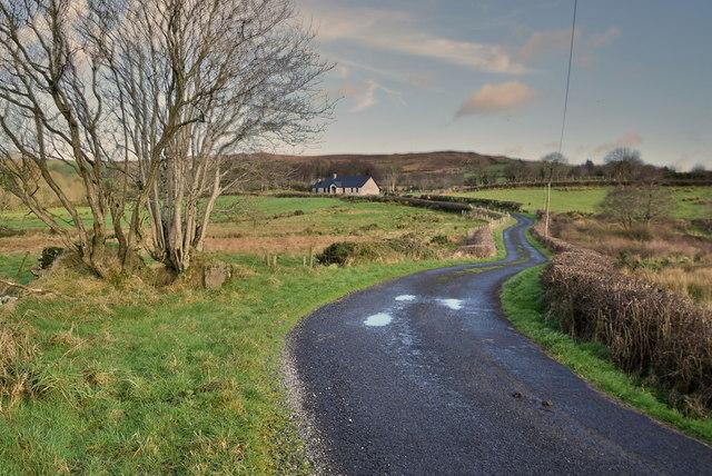 Farburn Road, Eskeradooey