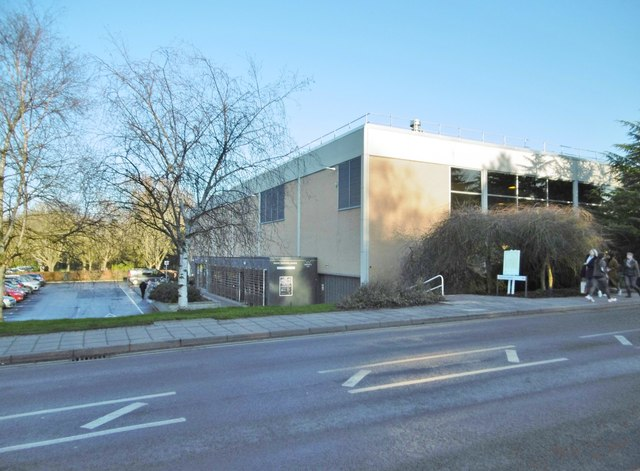Canley, sports centre