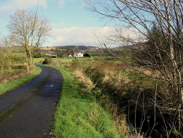 Farburn Road, Lisnaharney