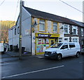 ST0795 : Rucha Sri convenience store, Abercynon Road, Pontcynon by Jaggery