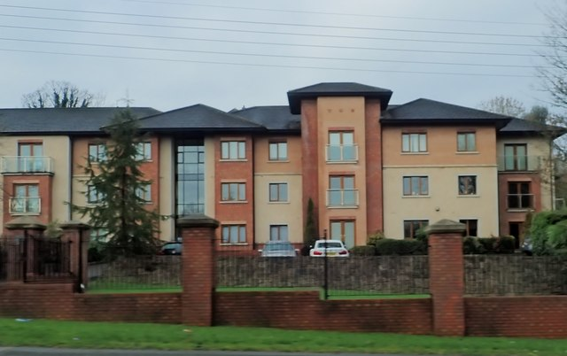 San Jose Apartments, Dublin Rad, Newry