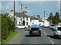 NX8372 : Junction at Crocketford by David Dixon