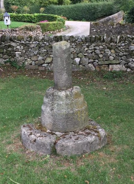 Old Central Cross