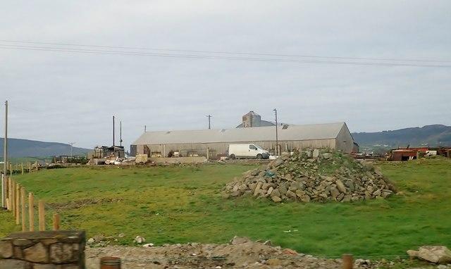 Farm buildings South of Killeen Bridge