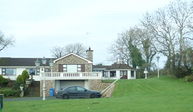 Bungalow on the West side of the Dublin Road