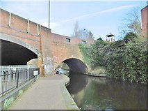 SP0686 : Birmingham, Bridge No 87 by Mike Faherty