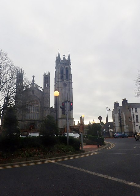 St Patrick's Parish Church/Pro-Cathedral, Dundalk