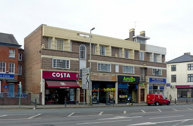 55, 57 London Road, Leicester