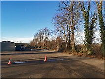 TQ1070 : Motor Bike Training Centre by James Emmans