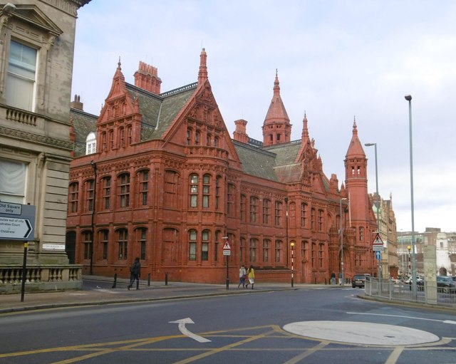 Birmingham Magistrates Court C Mike Faherty Geograph Britain And Ireland