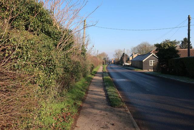 Lawn Lane, Little Downham