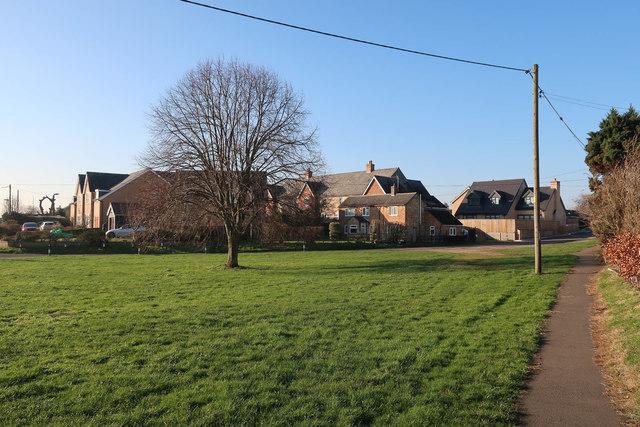 Pond Lane, Little Downham