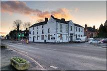 SJ9214 : Penkridge's Littleton Arms by David Dixon