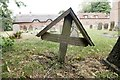 SU4577 : Covered cross by Bill Nicholls