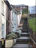 SX9192 : Napier Terrace - Exeter by Chris Allen