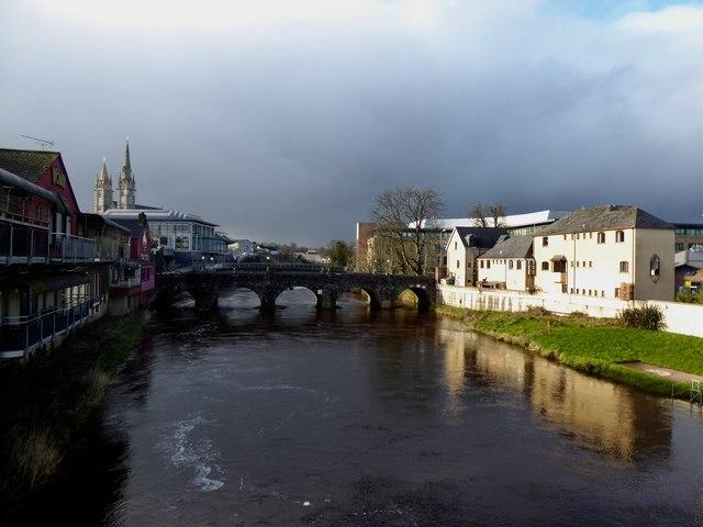 Dark skies, Omagh