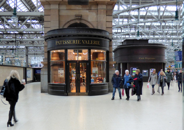 Patisserie Valerie At Glasgow Central 169 Thomas Nugent