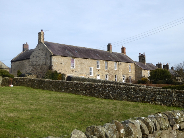 Colwell, Northumberland