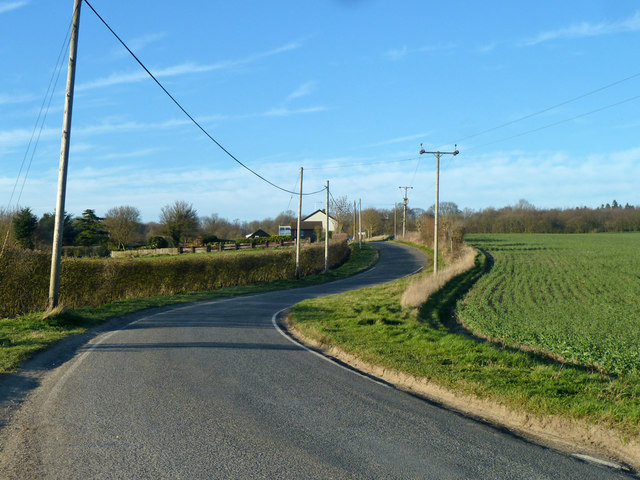 Road towards Catmere End
