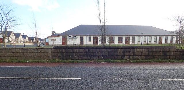 Cuan Mhuire on the Dublin Road