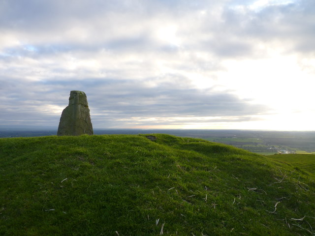 Croghan Hill Co Offaly