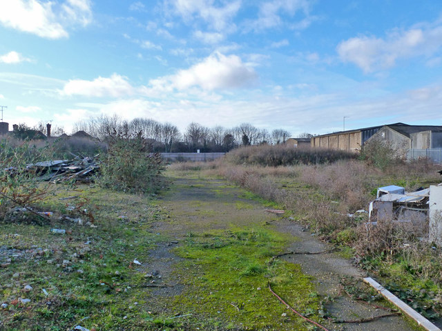Vacant site, Fairfield Avenue, Staines