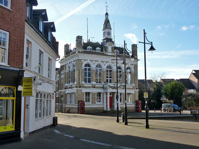 Staines Town Hall