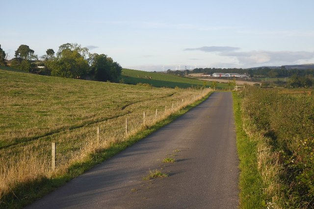 Road to Westerton