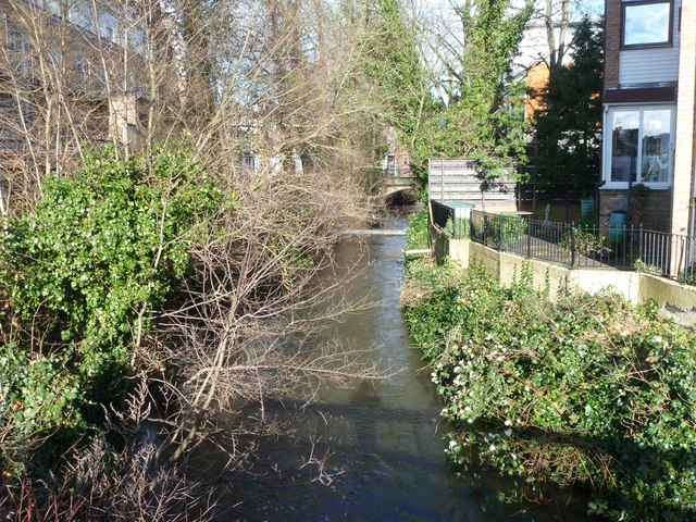 River Colne, Staines