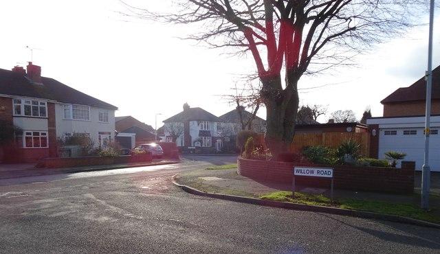 Willow Road Junction