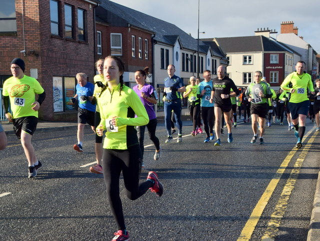 Omagh CBS Annual Running Event 2019 - 2