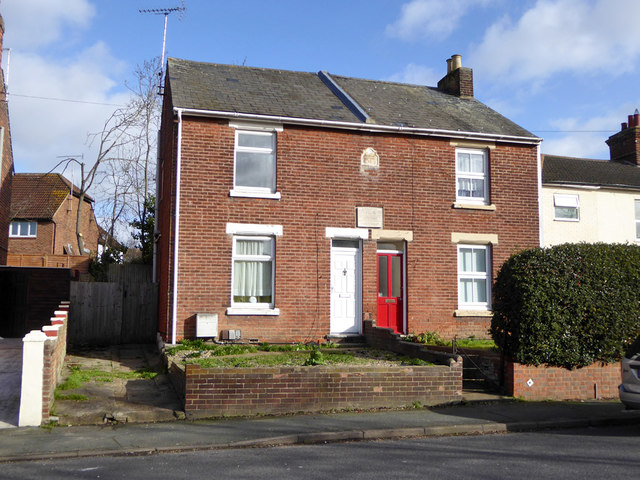 Abstinence Cottages, Greenstead Road, Colchester