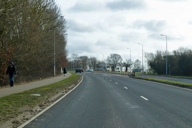 A133 St Andrew's Avenue