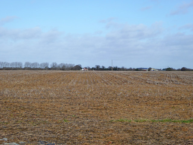 Field north of Frating Road