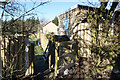 SE2128 : Kirklees Way at Sunnybank Farm by Ian S