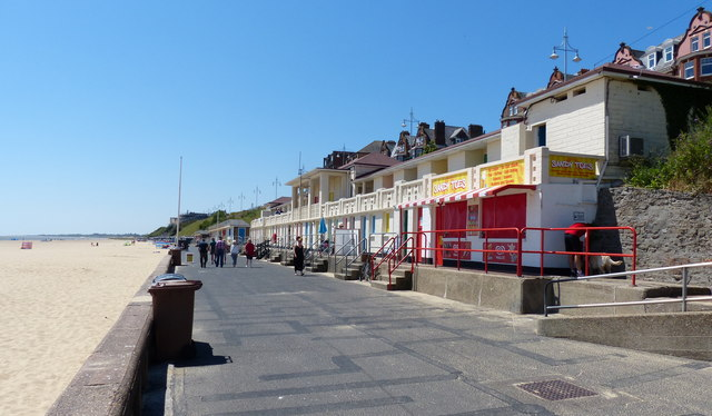 Jubilee Parade and the South Beach, Lowestoft by Mat Fascione