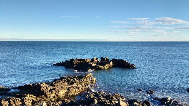 Coast at Fifeness