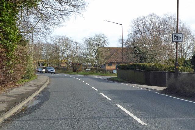 A137 Wignall Street, Lawford