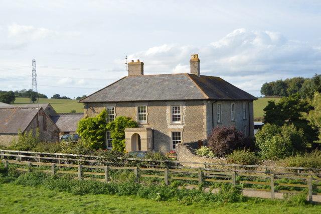 Witham Hall Farmhouse